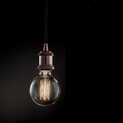 Ideal Lux 122106 Frida SP1 Rame Antico lámpa függeszték