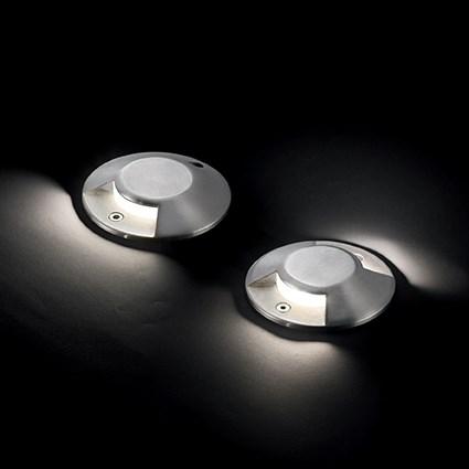 Ideal Lux 122021 Rocket-2 PT1 LED kültéri talajba építhető lámpa