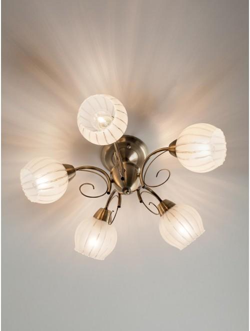 Redo JENNIFER 02-740 klasszikus mennyezeti lámpa / Redo / lámpák