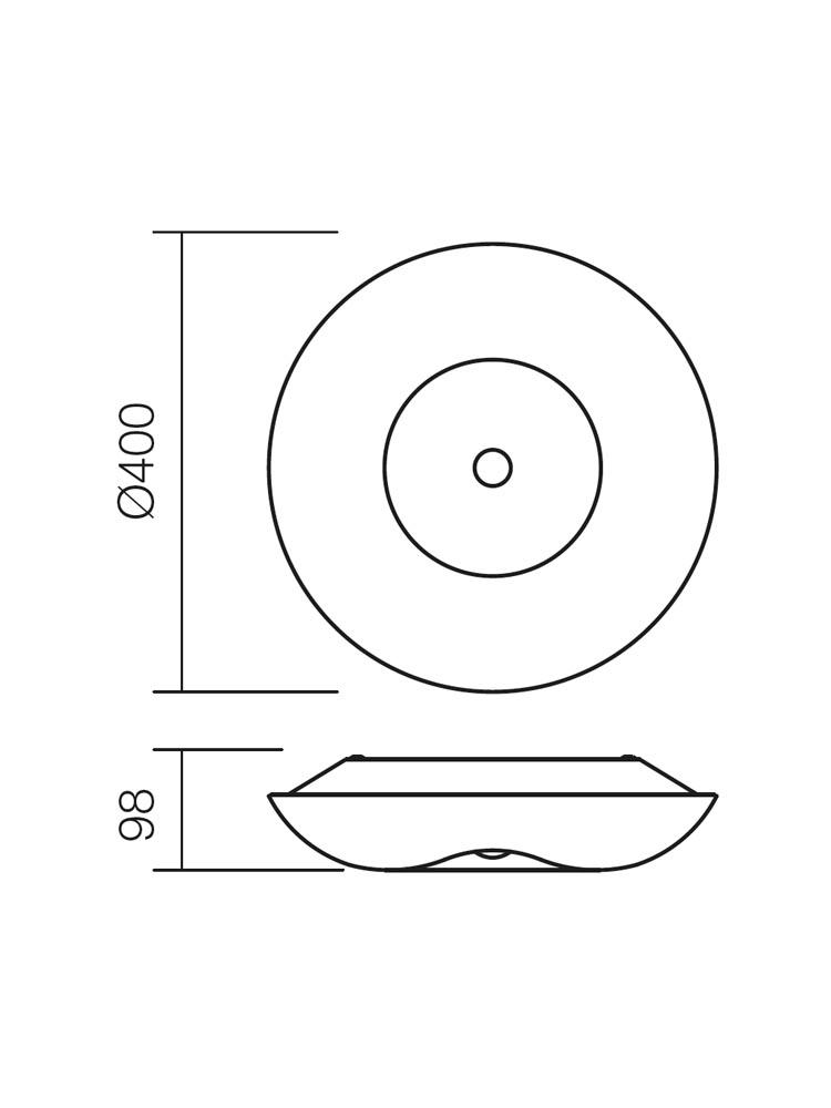 Redo SUNNY 05-841 modern mennyezeti lámpa / Redo / lámpák