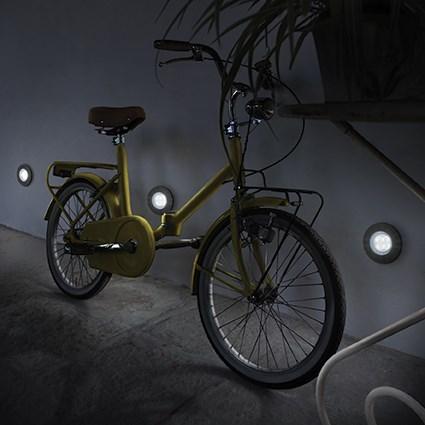 Ideal Lux 120249 Ceci Round PT Small kültéri talajba süllyeszthető lámpa