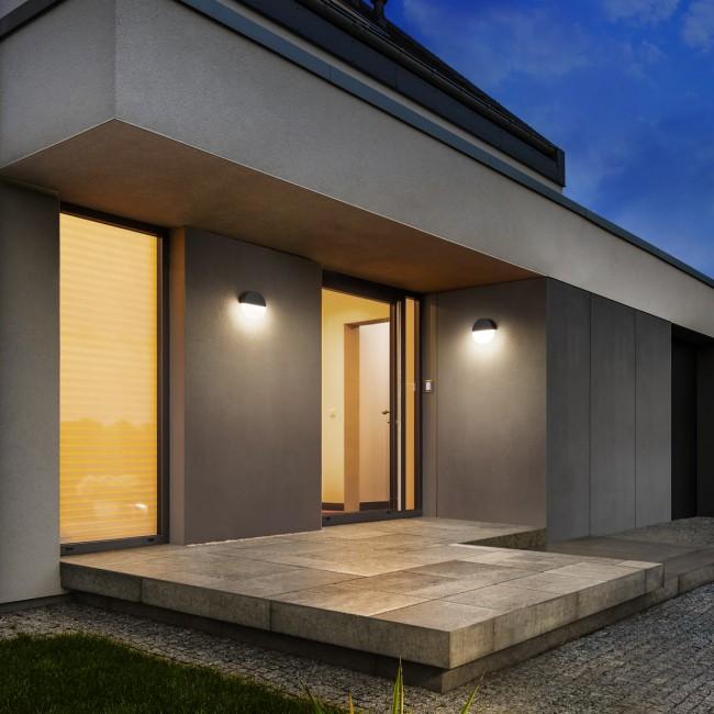 Redo FACE 9161 modern kültéri fali lámpa / Redo / lámpák