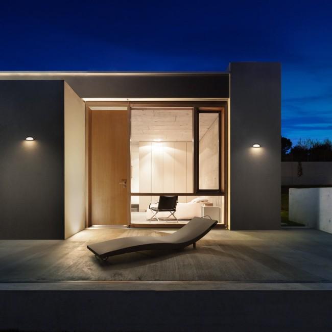 Redo KNIGHT 9044 modern kültéri fali lámpa / Redo / lámpák