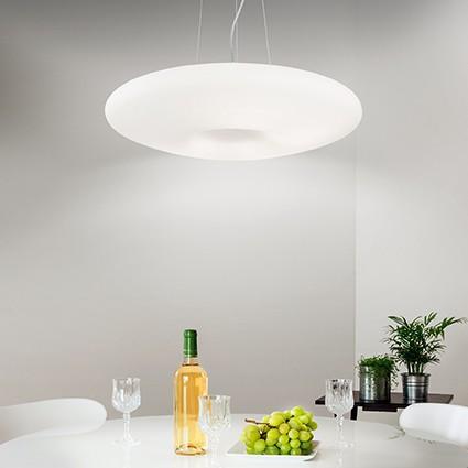 Ideal Lux 019741 Glory SP5 D60 lámpa függeszték