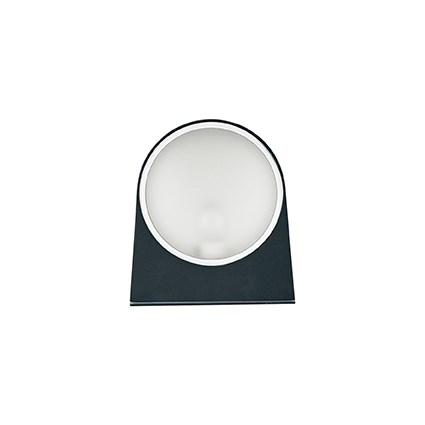 Ideal Lux 018539 Iko AP1 Nero kerti falilámpa