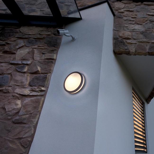 Redo Sonar 9393 modern kültéri fali, mennyezeti lámpa / Redo / lámpák