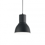 Ideal Lux 137681 BREEZE SP1 Small NERO függeszték lámpa
