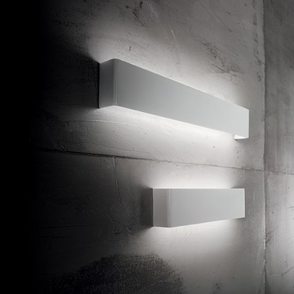 Ideal Lux 134796 BRIGHT AP60 Bianco falilámpa