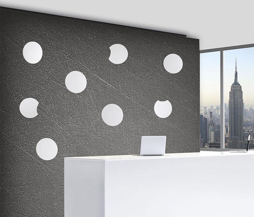 Nova Luce NL-711008 Anzio fali lámpa / Nova Luce / lámpa