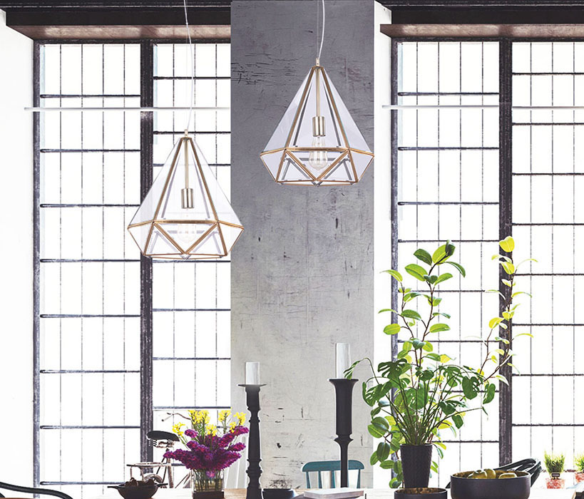 Nova Luce NL-7142801 Flavio függeszték (1 ágú) / Nova Luce / lámpa