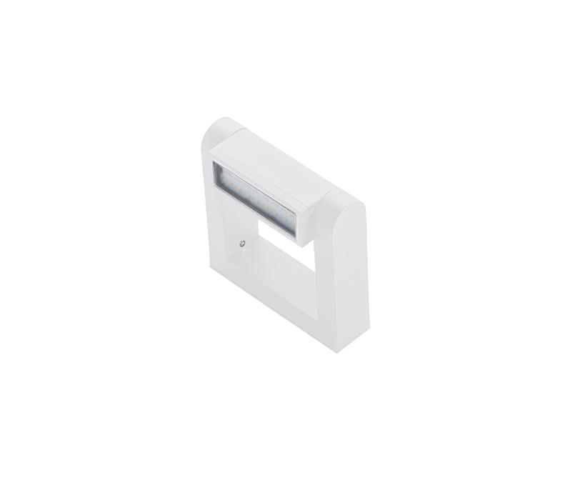 AZzardo AZ-2134 Wall fali lámpa / AZzardo AZ-A-415-WH /