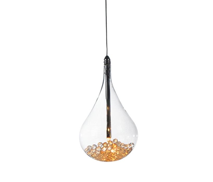 Zuma Perle ZU-P0226-01A kristály lámpa függeszték