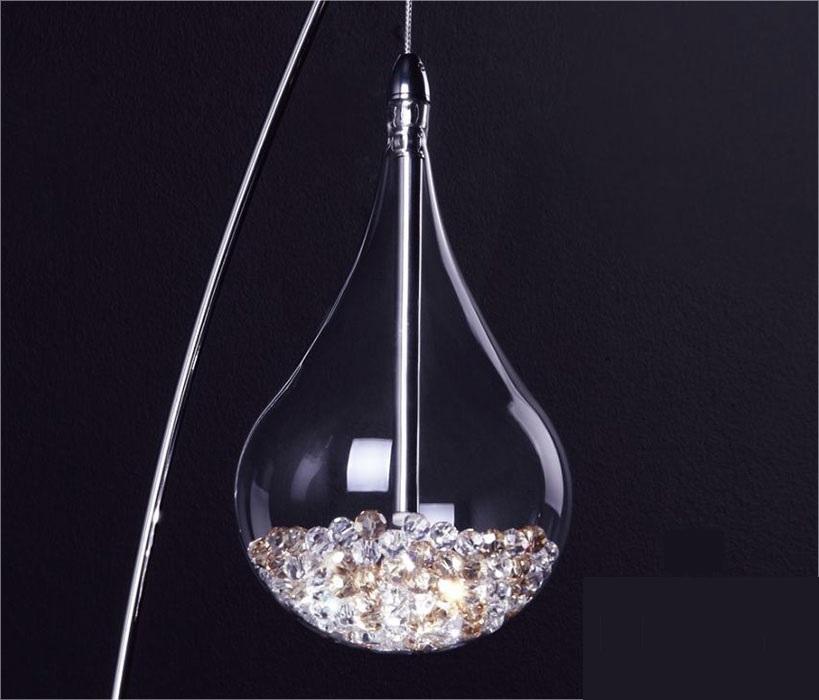 Zuma Perle kristály falilámpa / Zuma / lámpa ZU-W0226-01A
