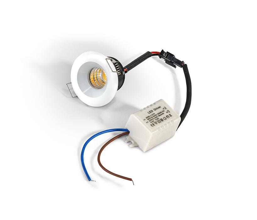 Azzardo AZ-2233 Oka beépíthető lámpa / Azzardo AZ-SHAL-3W4000-WH /