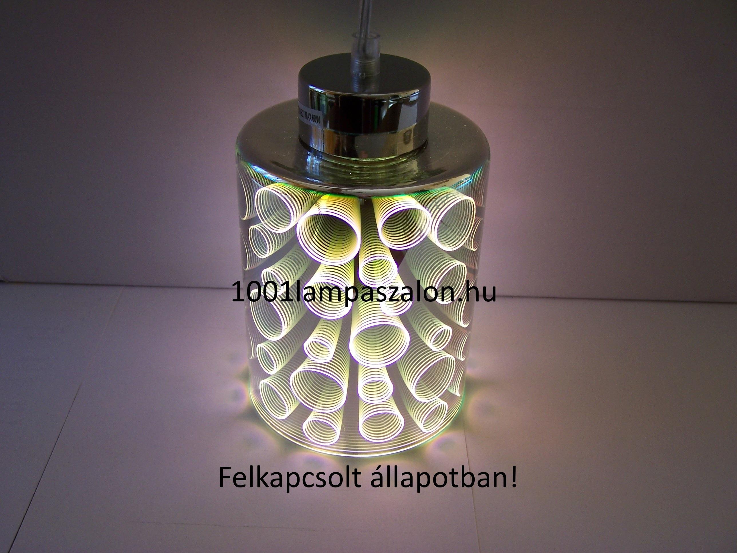 Candellux 31-57686 Nocturno 1 izzós lámpa függeszték / Candellux lámpák /