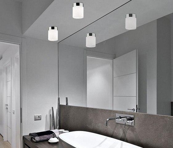 Nowodvorski cayo fürdőszobai mennyezeti lámpa tl-9505