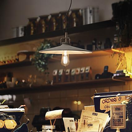 Ideal Lux 153445 BROOKLYN SP1 D35 lámpa függeszték