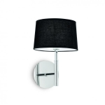 Ideal Lux 164601 HILTON AP1 NERO falikar