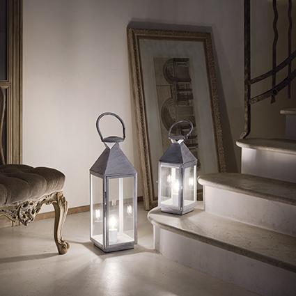 Ideal Lux 166766 MERMAID TL1 BIG BIANCO ANTICO asztali lámpa