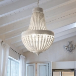 Ideal Lux 162751 MONET SP6 BIANCO függeszték