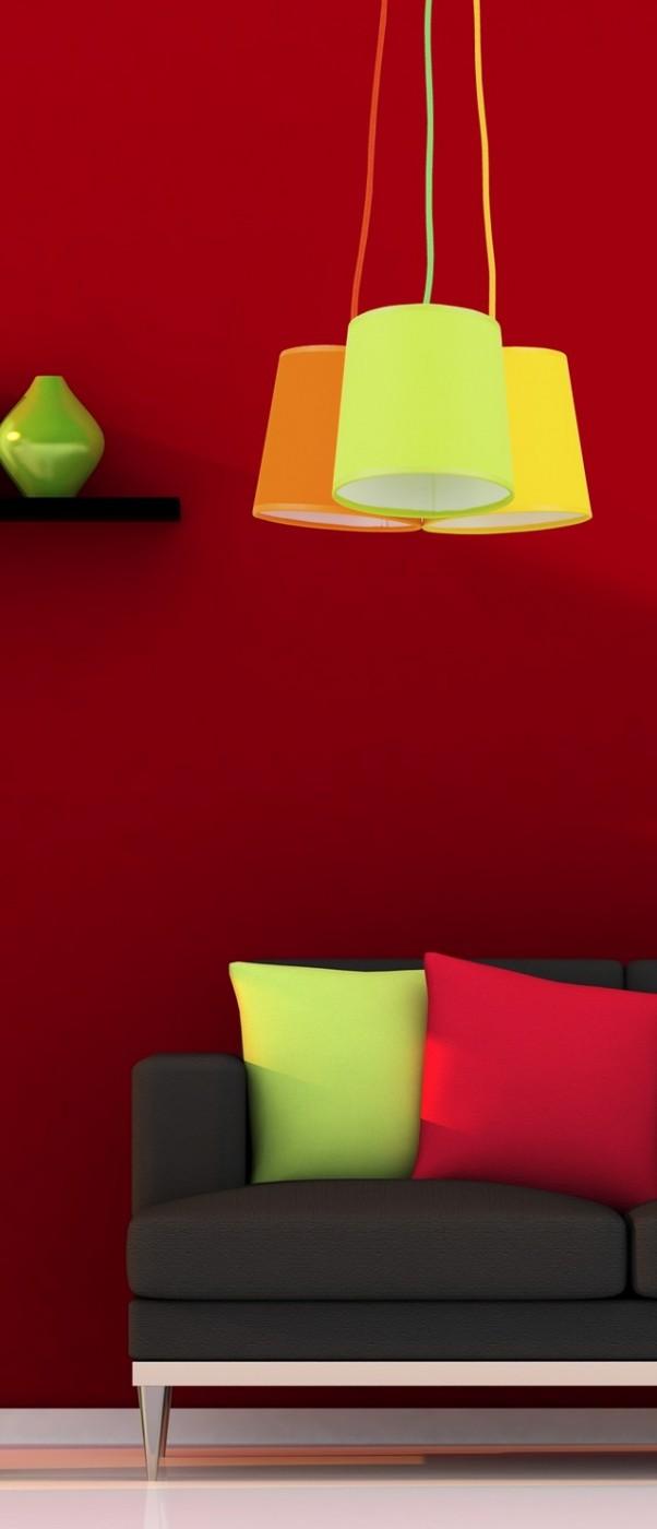 TK Lighting Artos Colour gyermek függeszték TK-2214