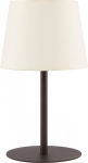 TK Lighting Maja Brown asztali lámpa TK-2904