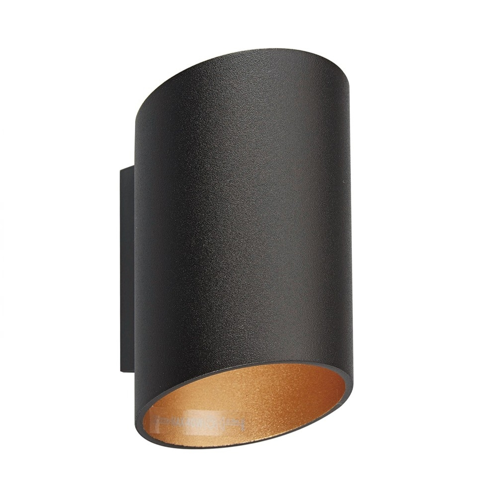 Zuma Slice fali lámpa ZU 50603 BK GO ZU 50603 BK GO Lámpa