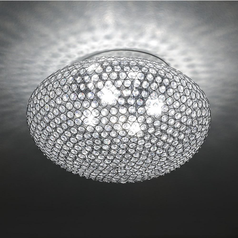 Incanti 4 izzós kristály mennyezeti lámpa LILAS ILL CL4 10 60