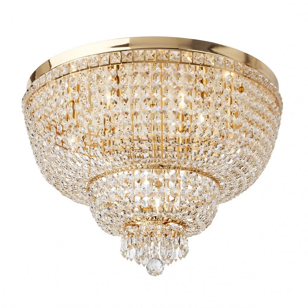 Incanti 8 izzós kristály mennyezeti lámpa QUEEN IQN CL8 11 60