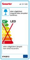 Redo SML LED függeszték 01-1438 BABOL