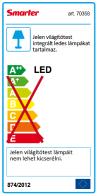 Redo SML LED beépíthető spot lámpa 70358 ST206 LED