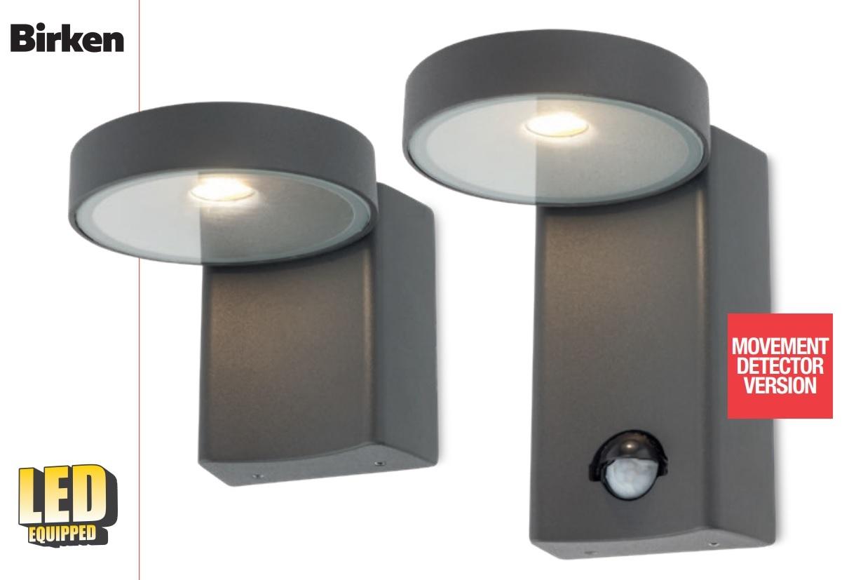 Redo SML LED kültéri falikar 9196 BIRKEN