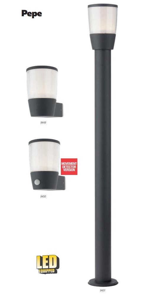 Redo SML LED kültéri falikar 9449 PEPE