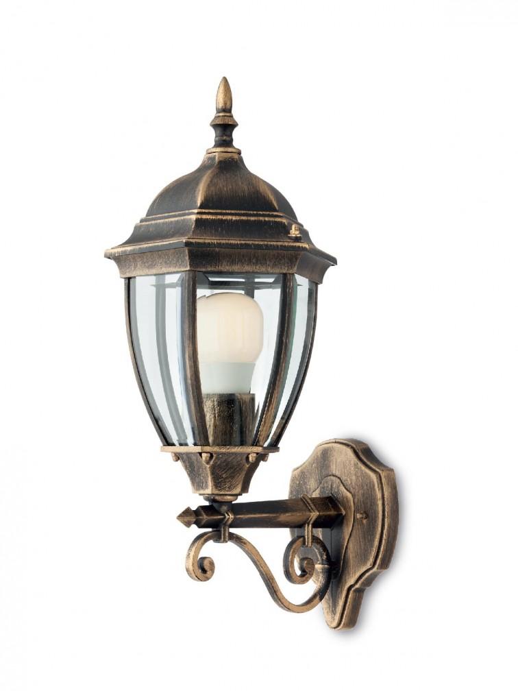 Redo Sevilla 9604 klasszikus kültéri fali kar / Redo / lámpák