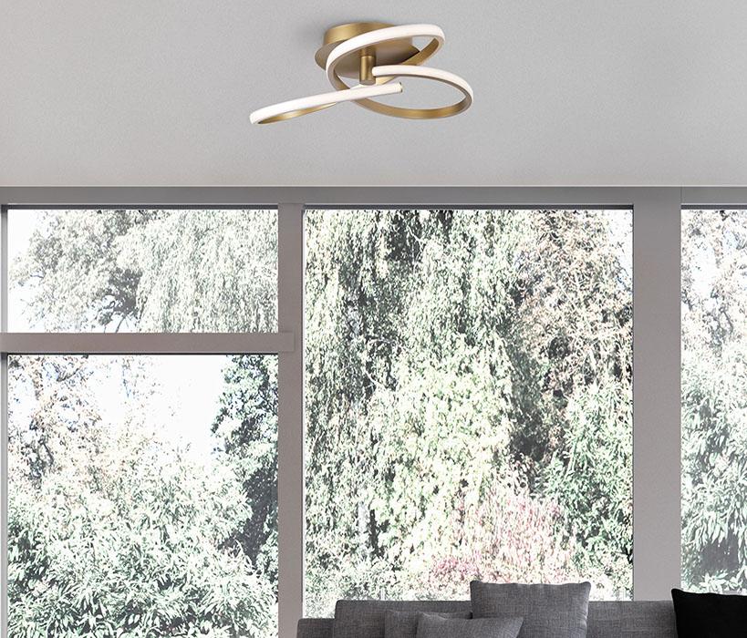 Nova Luce Fusion LED mennyezeti lámpa NL-1701101004