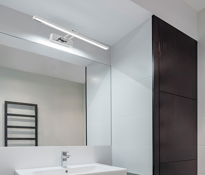 Nova Luce NL-8141291 Rosa LED fürdõszobai fali lámpa