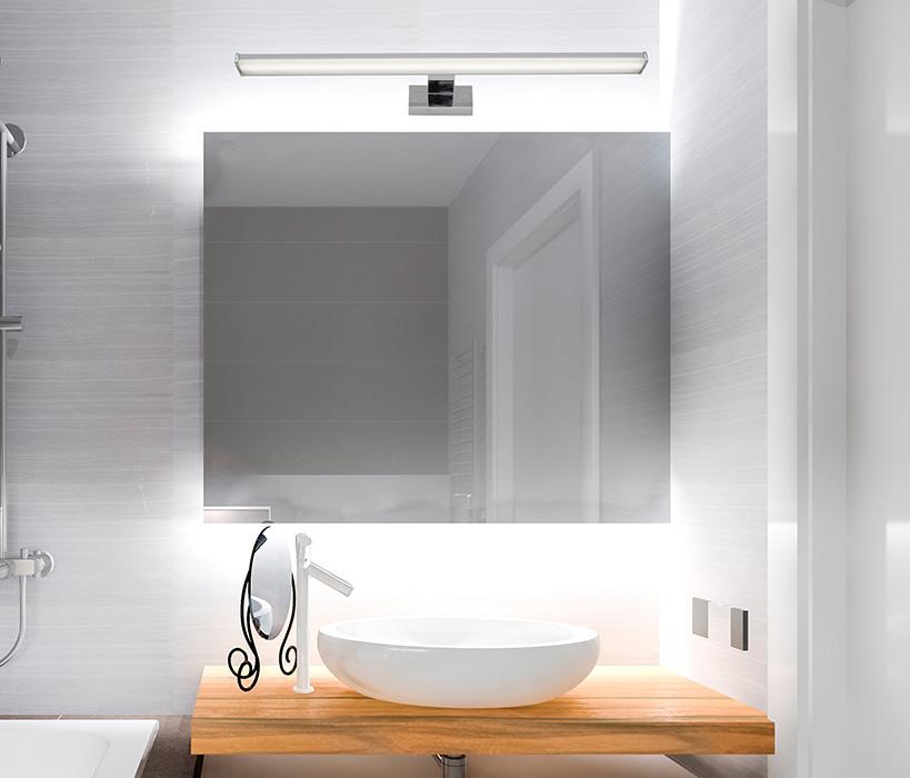 Nova Luce NL-8264110 Dario LED fürdõszobai fali lámpa