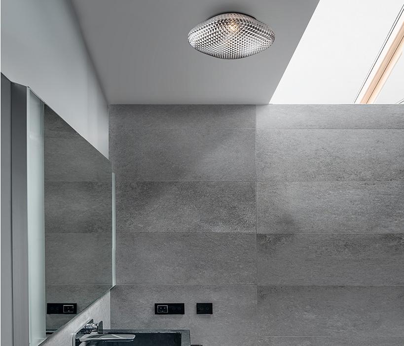 Nova Luce NL-838124 Sens fürdõszobai mennyezeti lámpa