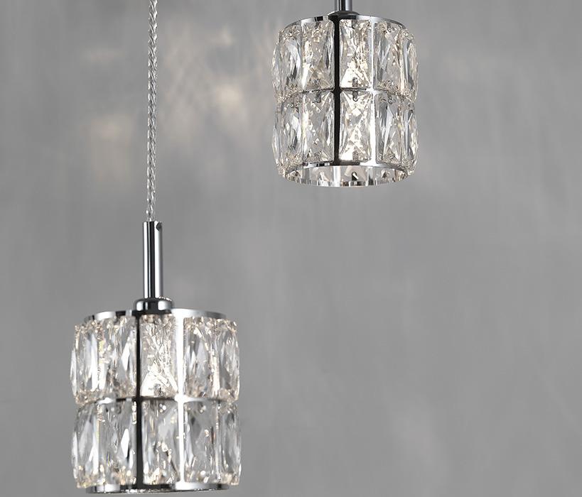 Nova Luce NL-8538105 Nice kristály függeszték