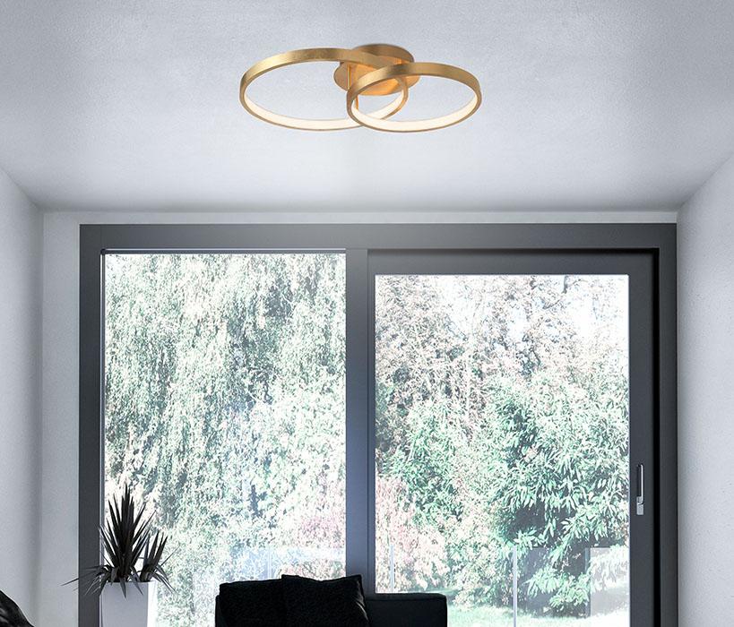 Nova Luce NL-8100282 Leon LED mennyezeti lámpa