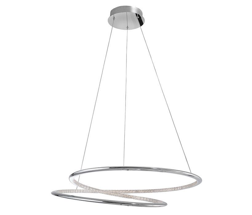 Nova Luce NL-81007202 Plasencia LED függeszték