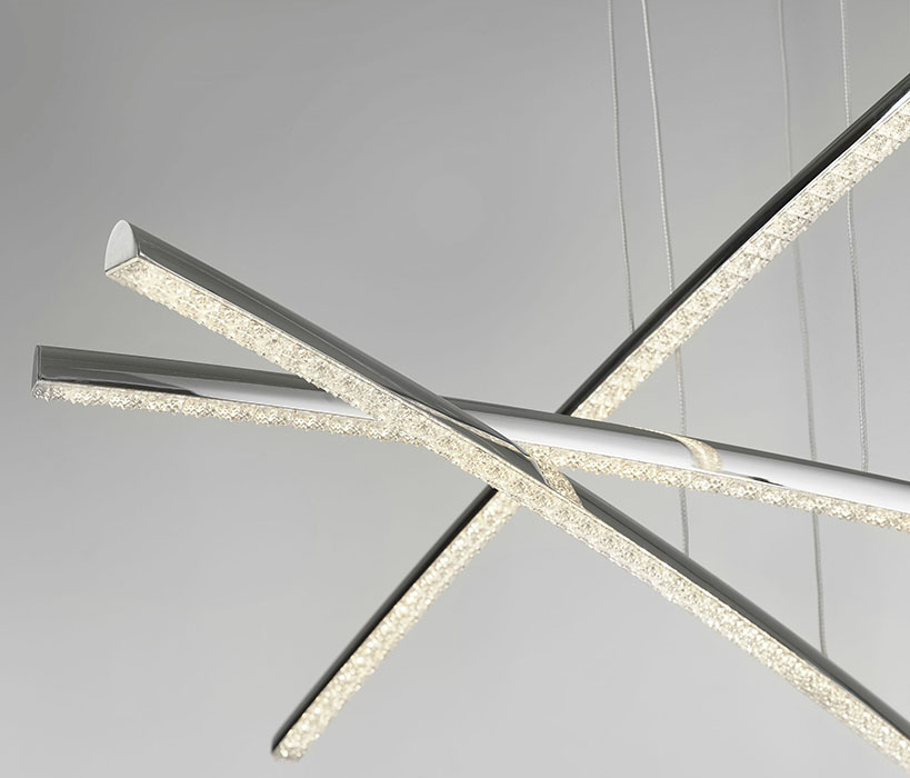 Nova Luce NL-81007601 Seville LED függeszték