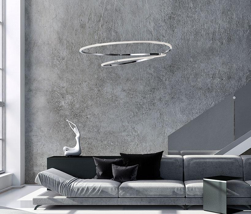 Nova Luce NL-8101201 Viareggio LED függeszték