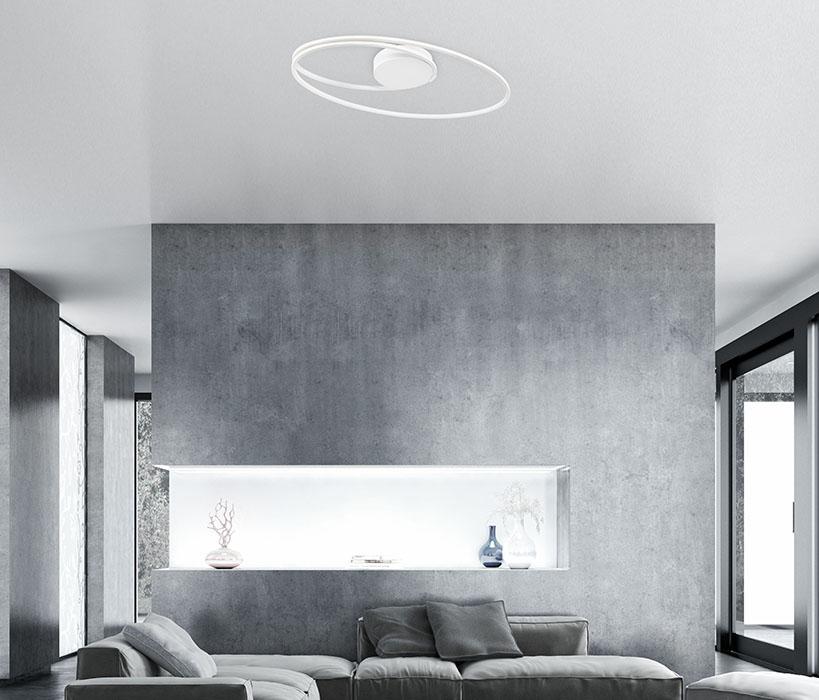 Nova Luce NL-8101204 Viareggio LED mennyezeti lámpa