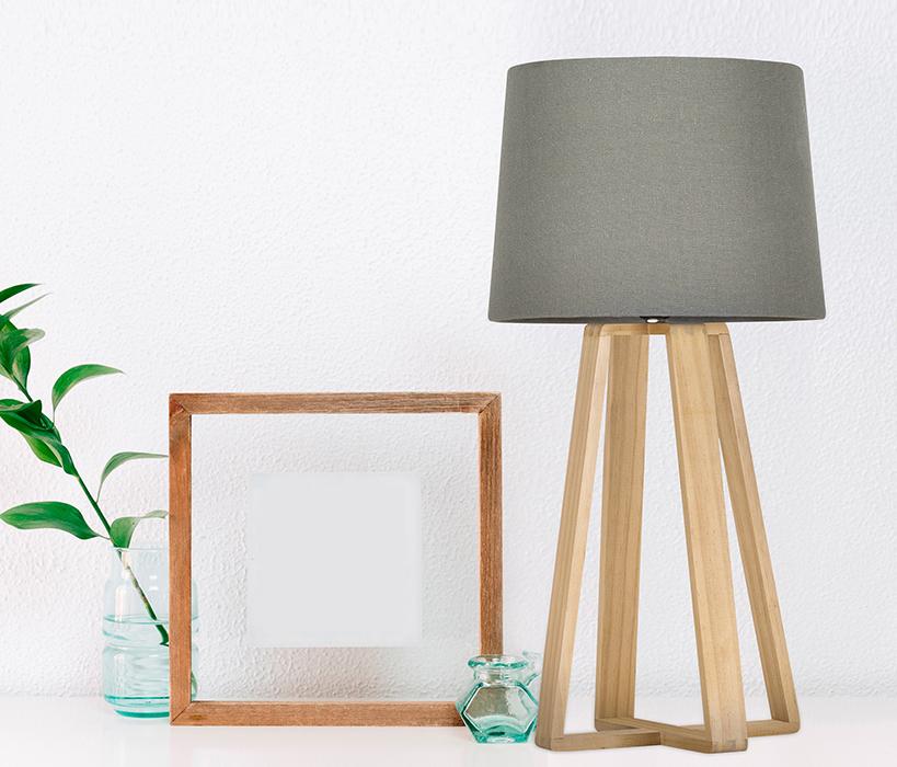 Nova Luce NL-8700301 Derek asztali lámpa