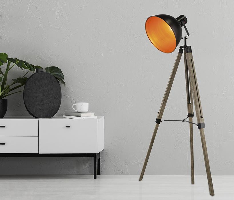 Nova Luce NL-8885401 Zane állólámpa