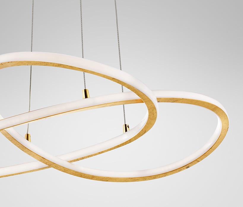 Nova Luce NL-9003201 Treccia LED függeszték