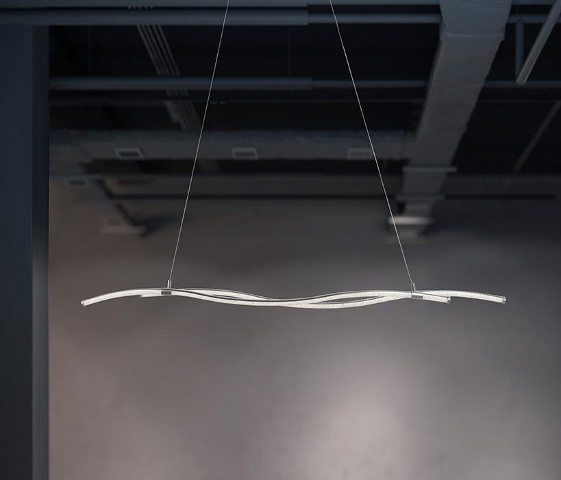 Nova Luce NL-9988003 Blink LED függeszték