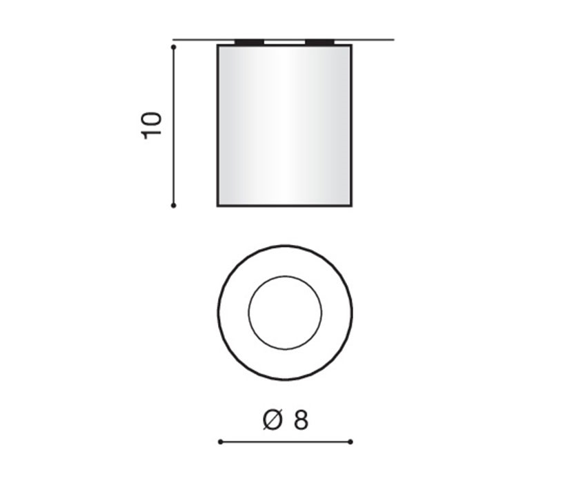 Azzardo AZ-2559 Aro fürdõszobai mennyezeti lámpa