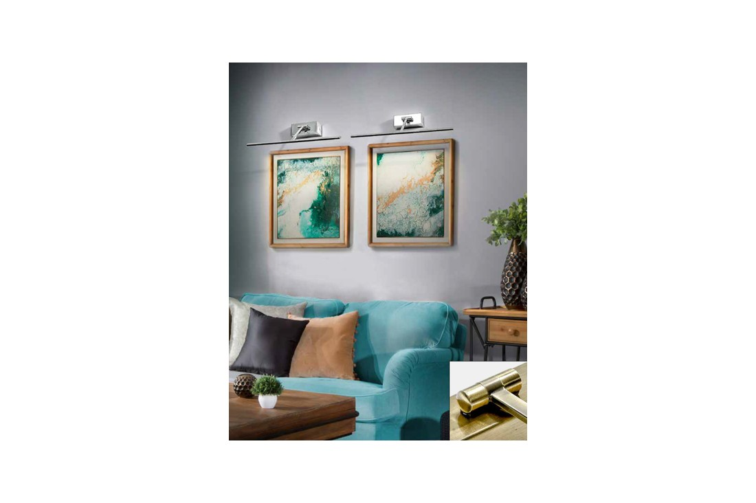Azzardo AZ-2640 Monalisa LED képmegvilágító